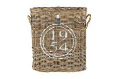 1954 Oval Storage basket