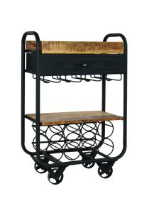 Dayton Vintage Wine Trolley