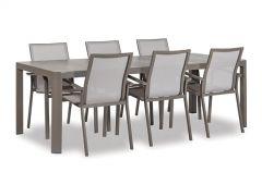 Reese Diningset: bestaande uit een tuintafel en 6 stoelen