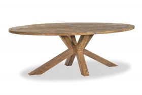 Navotas Outdoor Dining table oval