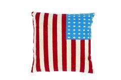 America Vintage Cushion