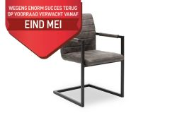 Turner Diningchair Antraciet