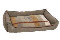 Compass Vintage Dog Bed