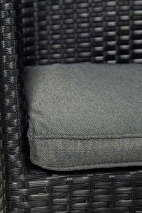 Cushion for Bahama Armchair Zwart