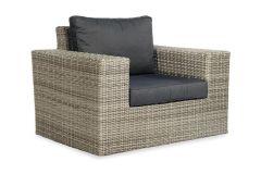 Manhattan Loungechair inclusief zit- en rugkussen