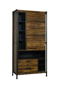 Northwood Cabinet 1 door, 2 drawers